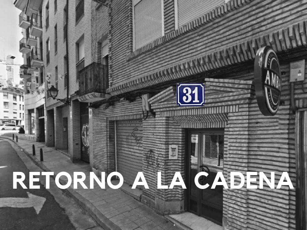 Retorno a La Cadena (The Chain Revisited)